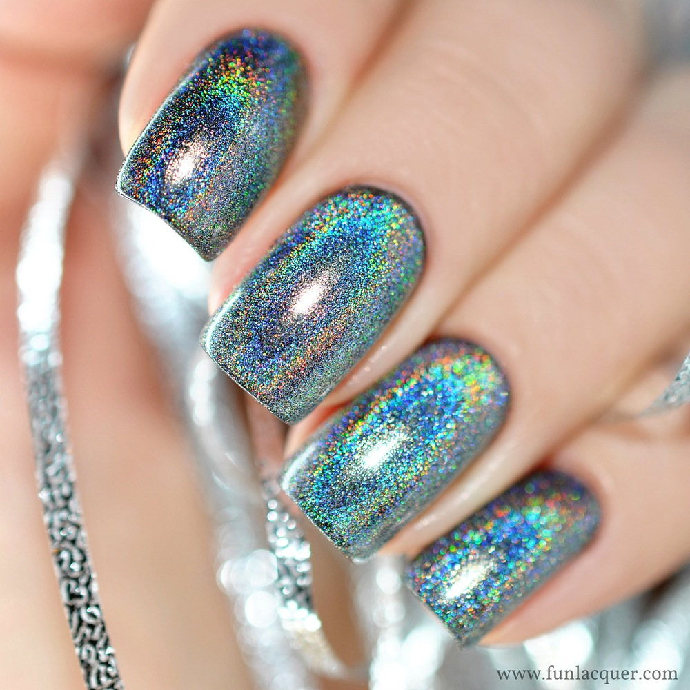Diamond (Holo top coat) | NailLand