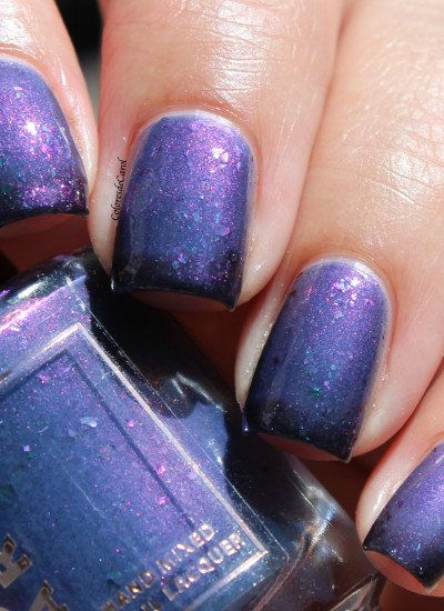Colores de Carol Nailpolish Camp Crystal Lake