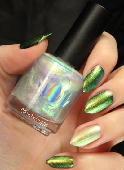 Ethereal Lacquer - In The Name of The Moon Collection - Silver Crystal