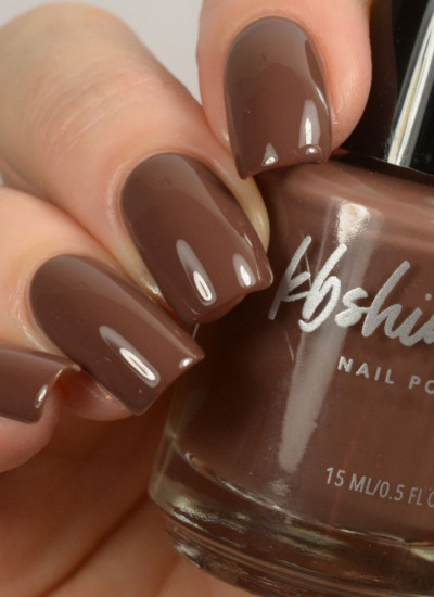 KBShimmer - Enchanted Forest Collection- What The Fudge Nail Polish