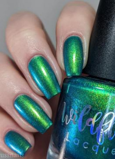 Wildflower Lacquer -  4th Indieversary Trio - Verdant