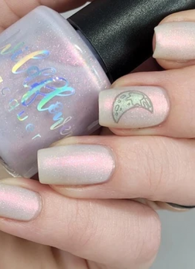 Wildflower Lacquer -  Chapter 33 Trio Collection - Moon Glow