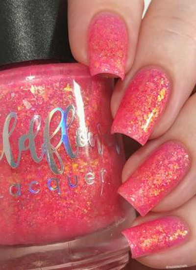 Wildflower Lacquer -  Candied Koi Collection - Don't Be Jelly