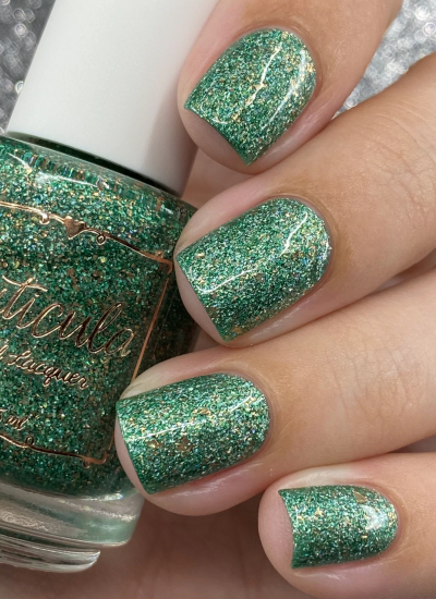 Cuticula Nail Polish - Kingdom of Legend Collection - Link in Park