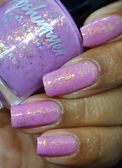 KBShimmer - Enchanted Forest Collection- I'd Pick You Nail Polish