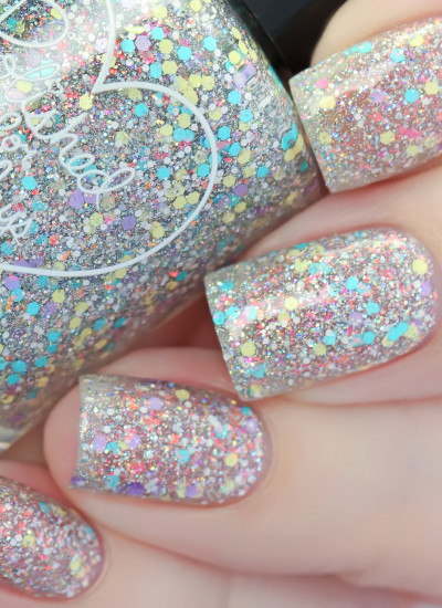 Polished For Days Polish - Sweet Tooth Collection - Candy Coated