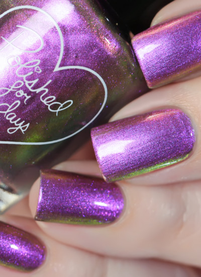 Polished For Days - Orchid Glow