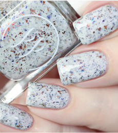Painted Polish 4th of July Duo - Liberty Belle