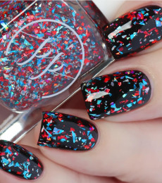 Painted Polish 4th of July Duo - Fancy My Fireworks