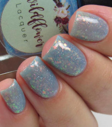 Wildflower Lacquer - Mermaids & Mittens Collection - Sea Sparkle