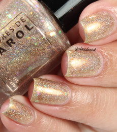 Colores de Carol Nailpolish - I'll be Home For Holidays Collection - I'll be Home