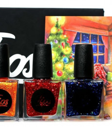 Tips Nailpolish - Winter 2020 Set