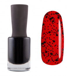 Masura Nailpolish 1405 - Black Glitter Top