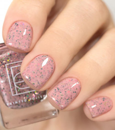 Painted Polish - Garden Party Collection - Petal to the Metal