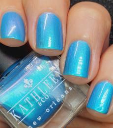 Kathleen& Co Polish - 2021 Summer Shimmers - Blueberry Fizz