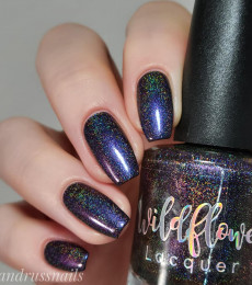 Wildflower Lacquer - Up a Creek Vol. 4&5 Collections- The Internet Says You're Dead