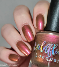 Wildflower Lacquer - Up a Creek Vol. 4&5 Collections- A Little Bit Alexis