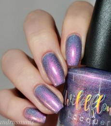 Wildflower Lacquer - Up a Creek Vol. 4&5 Collections- Ew Ted, what am I, 32 ?
