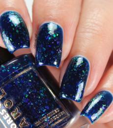Colores de Carol Nailpolish Luna Azul