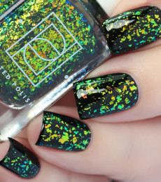 Painted Polish - PPU September 2020 - Frog Choir Fright