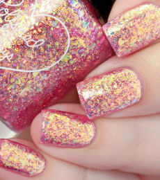 Polished For Days Polish - Wonderful World of Color Collection - A Whole New World