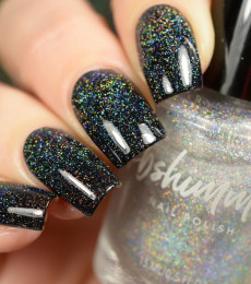 KBShimmer Nailpolish - A Star Is Formed Micro Holo Flake Glitter Topper