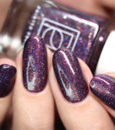 Painted Polish - Doorbuster Mystery Polish- Purple Reign * Revealed*