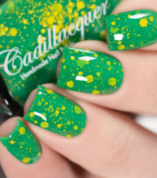 Cadillacquer - 2021 Summer Flowers Collection - Daffodils