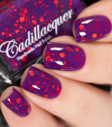 Cadillacquer - 2021 Summer Flowers Collection - Flower Field Horizon