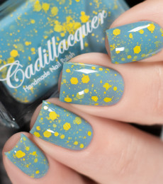 Cadillacquer - 2021 Summer Flowers Collection - Morning Glory