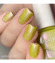 Uberchic Nail Polish - California Dreaming Holographic Polish