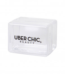 Uberchic Nailart - The Cube: XL Clear Short Rectangular Stamper
