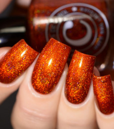 Colores de Carol Nailpolish The Scarecrow Walks At Midnight