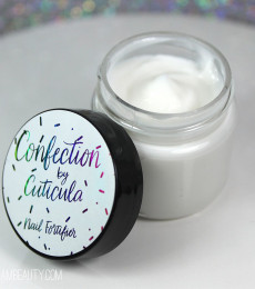 Cuticula Nail - Confection Nail Fortifier 1/2 oz- Blackberry Lemon Curd