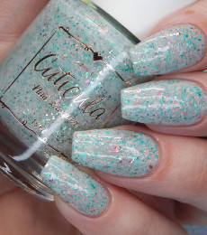 Cuticula Nail Polish - Enchanted Collection - Andalasia
