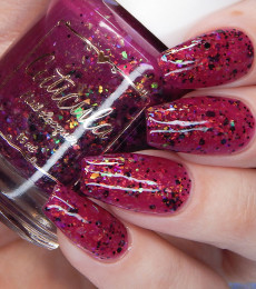 Cuticula Nail Polish - Enchanted Collection - Poisoned Apple