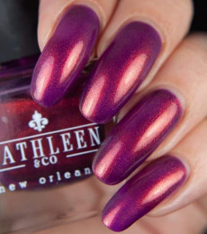 Kathleen& Co Polish - Creatures Of The Night  & Fall  Collection - Dark Harvest