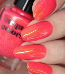 Cirque Colors - California Dreamin' Collection - Day Tripper Nailpolish
