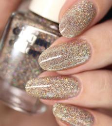 Cirque Colors - Facets 2021 Collection - Champagne Diamond Nailpolish
