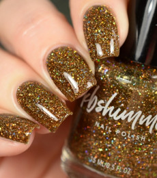 KBShimmer Espresso Yourself Nail Polish