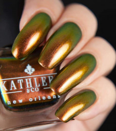 Kathleen& Co Polish - Creatures Of The Night  & Fall  Collection - Fall Festive