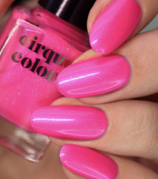 Cirque Colors - California Dreamin' Collection - Flamingo