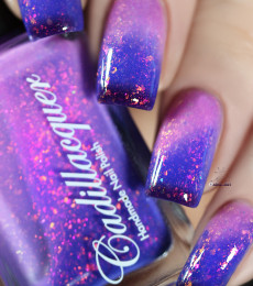 Cadillacquer Nailpolish- 2021 Spring Collection - Flora