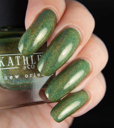 Kathleen& Co Polish - Creatures Of The Night  & Fall  Collection - Forest Hike