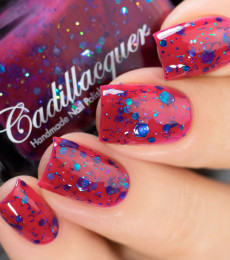Cadillacquer 2020 Fall & Halloween Collection - I'm Here To Safe The World From Evil. Again