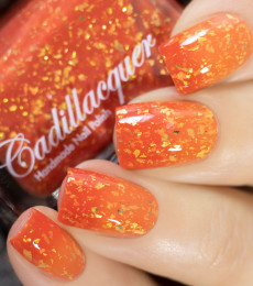 Cadillacquer 2020 Fall & Halloween Collection - May Queen