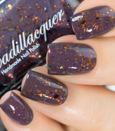 Cadillacquer 2020 Fall & Halloween Collection - My Perfect Silence