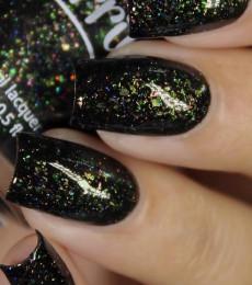 Starrily Nailpolish- Fractal By Kelli Marissa