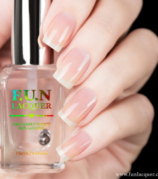 F.U.N Lacquer - 2021 Christmas Collection - Peel It Off!