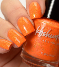 KBShimmer Hey There Pumpkin Nail Polish - Halloween Trio